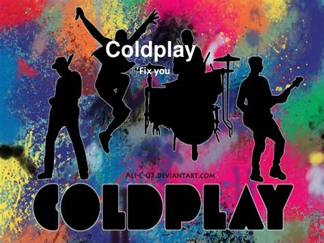 Coldplay 'fix You' Analysis