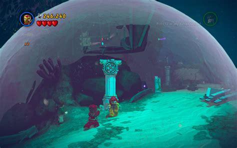 that sinking feeling minikit sets lego marvel