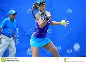 Tennis Editorial Image