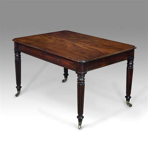 antique writing table library table antique desk