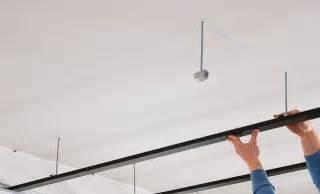choisir et monter un faux plafond