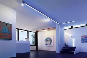 Led Schienensystem Komplettset : flexible schienensysteme f r individuelle beleuchtung ~ Markanthonyermac.com Haus und Dekorationen