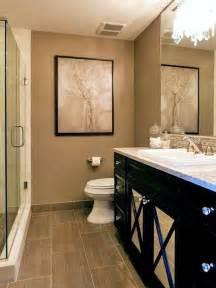 Neutral Color Bathroom Designs by Mirrored Cabinet Doors More Luxury Designer Bathroom