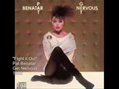 fight it out pat benatar with lyrics