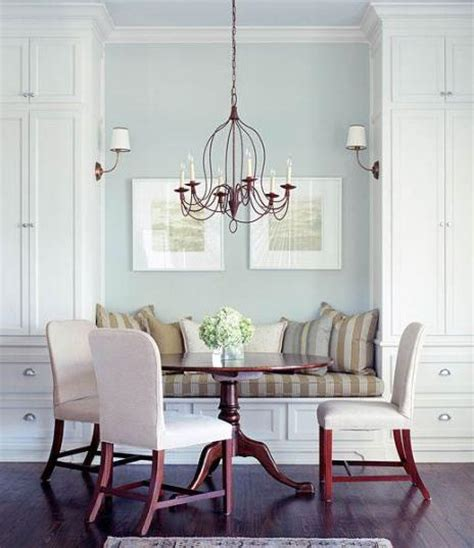 customize your kitchen with built in banquette seating liz s interior design boutique