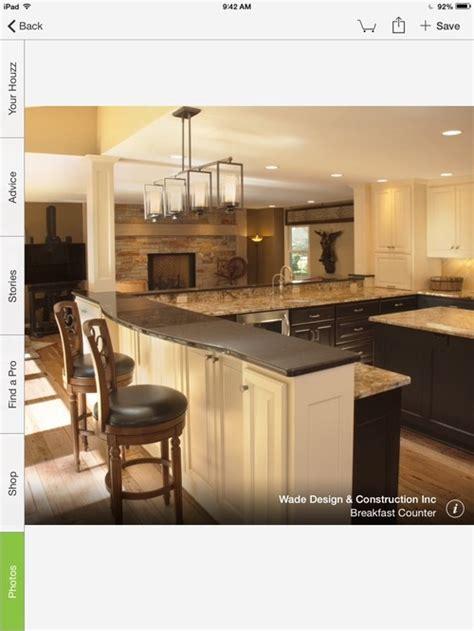 Counterheight Or Barheight Kitchen Seating?
