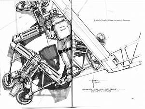 Syd Mead Space Station Concept (page 4) - Pics about space