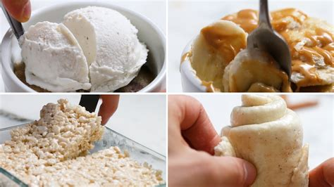 6 desserts to make in your microwave healthy treats