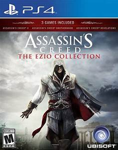 File size revealed for Assassin's Creed: The Ezio ...