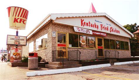 1960's Style Kentucky Fried Chicken  Scott's Chicken Vill