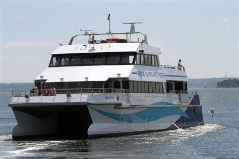 Catamaran Block Island by New Fast Ferry Proposed From Quonset Point To Block Island