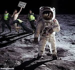 People in the Moon Landing Hoax Pictures - Freaking News