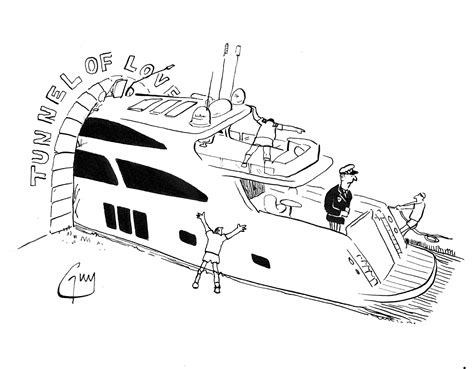 Boat Maker Cartoon by A Guy In Boat Cartoon Circuit Diagram Maker