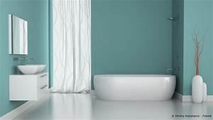 Badezimmer Farbe Wasserfest : feuchtigkeitsschutz im bad streichen oder tapezieren maler und lackierer ~ Markanthonyermac.com Haus und Dekorationen