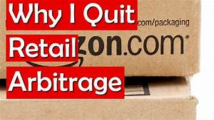 Why I Quit Retail Arbitrage - Is Amazon FBA Retail ...
