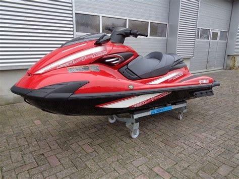 Waverunner Te Koop by Yamaha Waverunner Fzr Svho Uit 2015 Te Koop Op Botentekoop
