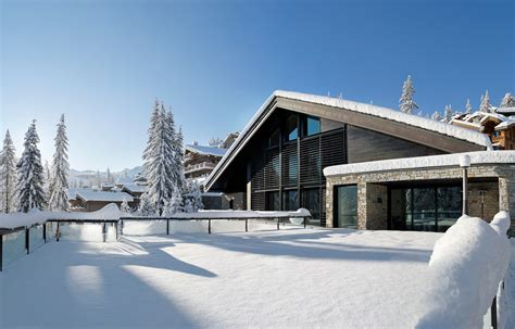 top 15 most wonderful chalets in courchevel 1850