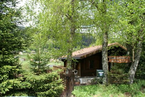 chalet du ruisseau chalet en bois construction finlandaise dans les hautes vosges au calme