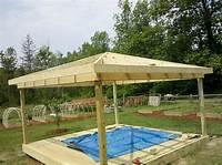 building a gazebo Insider how to build a gazebo on a deck | Garden Landscape