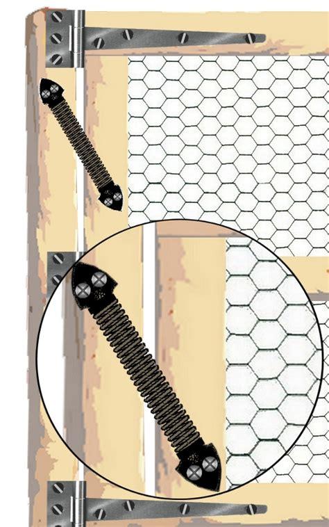 fabriquer et installer une porte automatique de poulailler poulailler bio