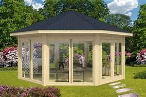 Dach Für Gartenpavillon : tipps f r ihren wintergarten im pavillon ~ Markanthonyermac.com Haus und Dekorationen