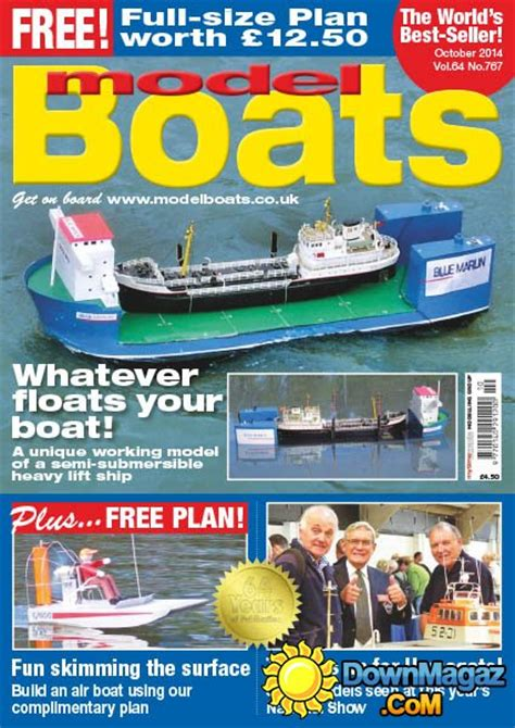 Model Boats Magazine Download by Model Boats October 2014 187 Download Pdf Magazines