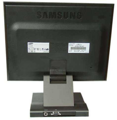 """Новая линейка 15"""" LCDмониторов от Samsung"""