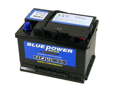 Onderhoudsvrije Boot by Blue Power Startaccu Blue Power Accu 60ah 56219