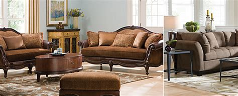 raymour flanigan living room sets marsala traditional leather living room collection design
