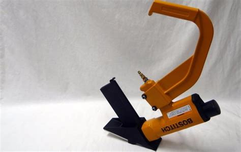 bostitch miii pneumatic hardwood flooring nailer staples