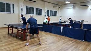 Table Tennis Friendly with NUSS | Singapore Swimming Club