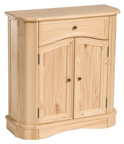 Unfinished Cabinet #cabinet #solidwoodfurniture