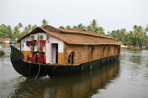 Kerala Boat House Vector by House Boat Kerala Stock Image Image Of Vaccation Picnic