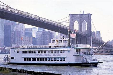 Paddle Boat Queen Nyc paddle wheel queen new york luxury yacht charter