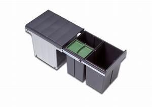 Mülleimer Für Einbauküche : nolte abfallsammler mit vollauszug 32 ltr f r ues 90 uesd 90 versandkostenfrei k chen ~ Markanthonyermac.com Haus und Dekorationen