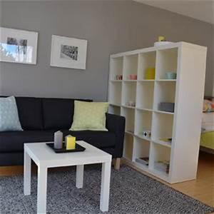 Wohnen Einrichten Ideen : 1 zimmer apartment ideen 15 bilder ~ Markanthonyermac.com Haus und Dekorationen