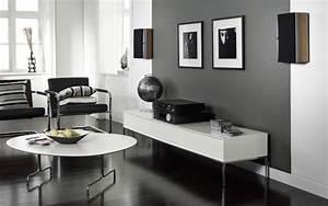 Moderne Tische Für Wohnzimmer : wohnzimmer grau einrichten und dekorieren ~ Markanthonyermac.com Haus und Dekorationen