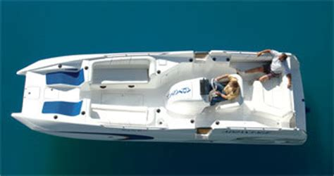 Party Cat Boat by Research Advantage Boats 27 Party Cat Zx High Performance