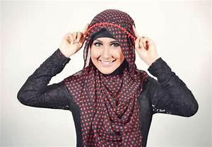 Hijab Style with Headbands
