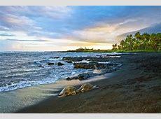 Turtle Hut I at Punalu'U Black Sand Beach! VRBO