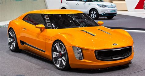 Kia Will Have Sports Car 'in The Next Four Years' Car