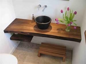 Waschbecken Arbeitsplatte Bad : waschtisch selber bauen ausf hrliche anleitung und praktische tipps ~ Markanthonyermac.com Haus und Dekorationen
