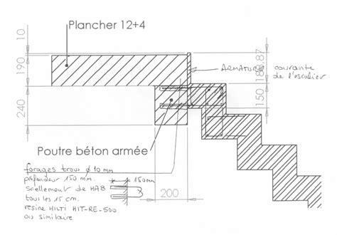 ferraillage escalier cr 233 maillaire en b 233 ton 62 messages page 3