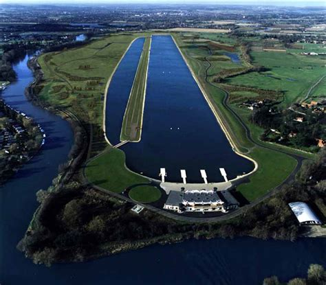 Boat Building Courses London by London Olympics Rowing And Canoe Sprint Venue E Architect