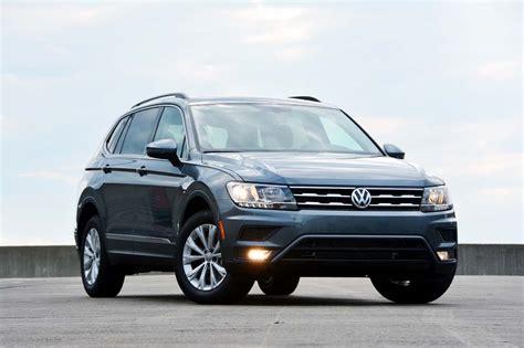 2018 Volkswagen Tiguan Test Drive Review Autonation