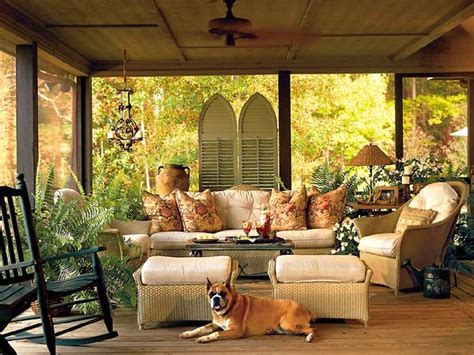 decorating a screened in porch ideas decorating