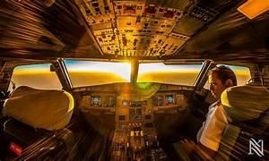 G1 - Piloto fotografa a vista da cabine de um avião; veja ...