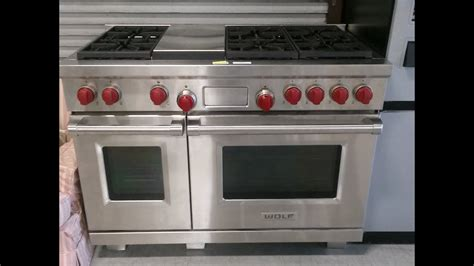 Wolf Double Oven Range Demonstration Range Hood Height Above Gas Stove Ontario Cleaning Cast Iron Burner Grates Ways To Make Pork Chops On The Candy Induction Manual Outdoor Wood Ideas Whirlpool Accubake Not Working Kmart Portable Recall Indoor With Water Jacket