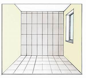 Farben Für Kleine Räume Mit Dachschräge : raumproportionen mit fliesen im richtigen format verbessern ~ Markanthonyermac.com Haus und Dekorationen