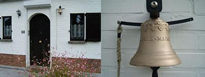 home bell for entrance or gate